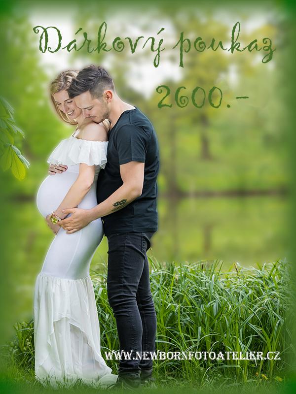 těhotenské focení Přerov, Prostějov